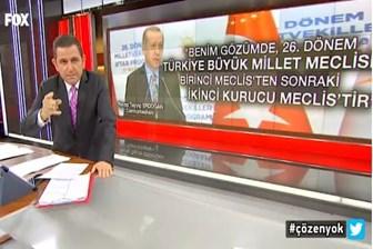 Fatih Portakal'dan Cumhurbaşkanı Erdoğan'ın sözlerine tepki: Bu kadar ucuz değil!