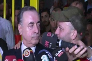 Rıza Kocaoğlu, Mustafa Cengiz'in röportajını trolledi!
