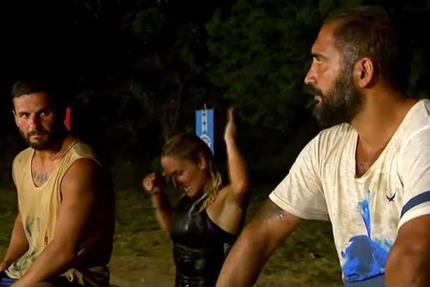 Survivor yeni bölümde Sema bilerek kolunu kırdı! Metin Kuş ve Acun Ilıcalı çok kızdı!