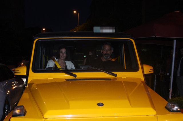 Cem Yılmaz ile Defne Samyeli aşkı belgelendi