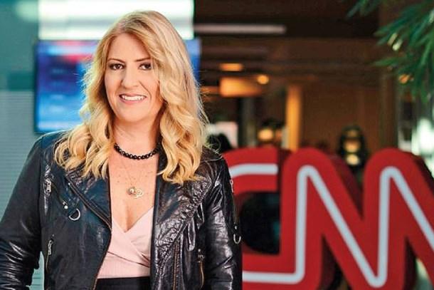 Ünlü ekran yüzü CNN Türk'e böyle veda etti!