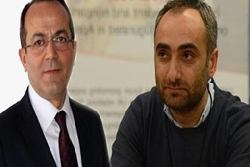 İsmail Saymaz Halk TV'yi eleştirdi, cevap tepe isminden geldi: Rahat ol, biz kardeşiz