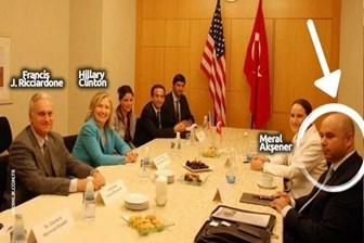 Aydınlık'tan Meral Akşener'e şok soru: Yanınızda oturan kim?