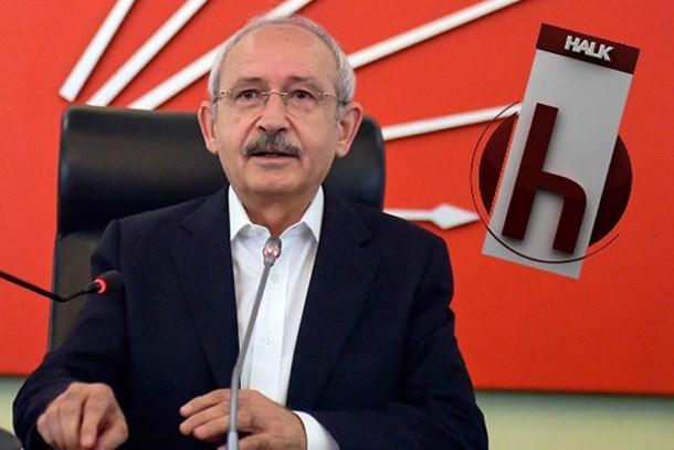 Kılıçdaroğlu Halk TV ile ipleri koparıyor! CHP'ye yeni TV kanalı!