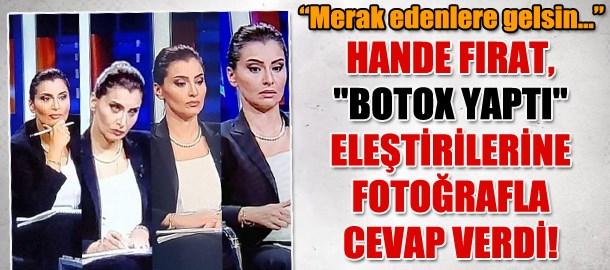 Hande Fırat,