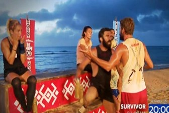 Survivor'da Adem ile Turabi gırtlak gırtlağa! Acun Ilıcalı resmen çıldırdı!