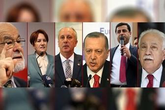 Hangi partinin ne kadar oyu var? 24 Haziran seçimlerine ilişkin yeni anket