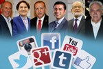 İşte Cumhurbaşkanı adaylarının sosyal medya karnesi! En çok kim konuşuluyor?