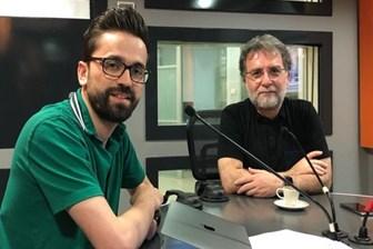 Kanal D Haber'den ayrılan Ahmet Hakan ilk kez konuştu: Aydın Doğan ile asla...