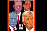 Der Spiegel 'otokrat' kapağı yaptı, Erdoğan 'Elhamdülillah' dedi!
