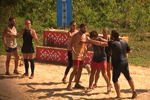 Survivor'da gergin anlar!