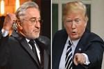 Donald Trump'dan Robert De Niro'ya sert yanıt: Uyansana, dayak sersemi