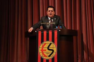 Eskişehirspor'da olağanüstü seçimli genel kurul