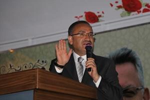 Bozdağ Yozgat'ta iftar programına katıldı