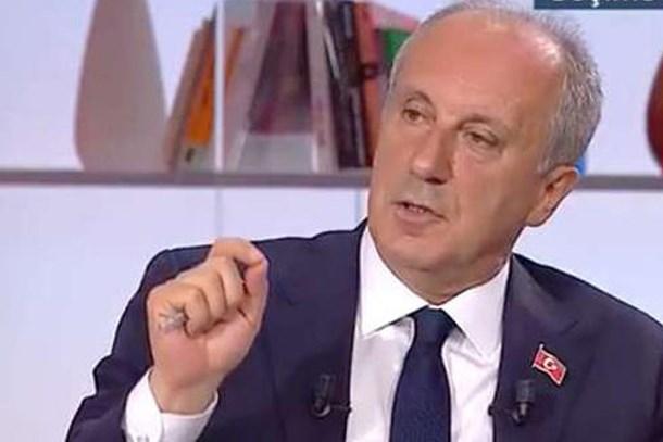 Muharrem İnce'den Erdoğan'a yanıt: Reytingi sana ben katarım, hava durumu senden fazla izlenmiş!