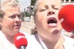 Erdoğan hayranı kadın sosyal medyada gündem oldu: Yaşa Tayyip, aşkım benim, onun kafasını yerim!