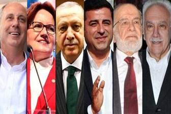 TRT Haber hangi lider ve partiye kaçar dakika yer verdi?