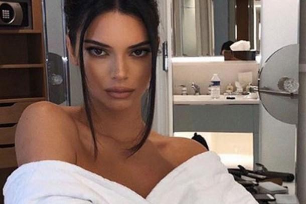 Kendall Jenner'a kötü sürpriz!
