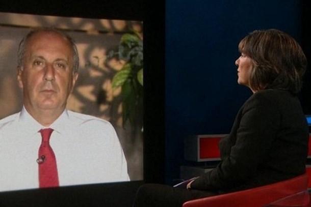 Muharrem İnce, CNN'de Amanpour'a konuk oldu: Sokağın gücüne inanıyorum!