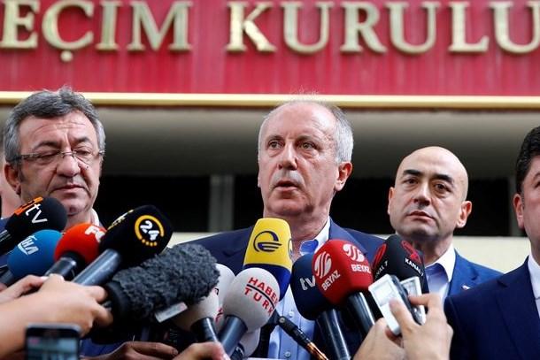 Muharrem İnce'den flaş açıklama: Anadolu Ajansı manipülasyon yapıyor!