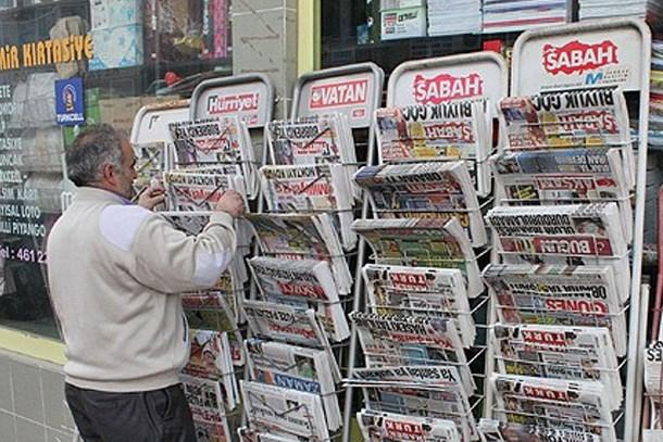 İşte gazetelerin manşetinden seçim sonuçları!