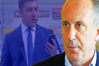 Muharrem İnce sessizliğini bozdu, İsmail Küçükkaya'ya sert çıktı: Gazeteciden dost olmazmış!