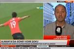 A Spor muhabirinden skandal sözler:
