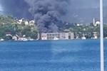 Dizilerin çekildiği ünlü mekanda yangın!