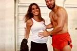 Avatar Atakan hamile eşiyle ringe çıktı, sosyal medya yıkıldı!