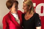 Pınar Altuğ'dan Meral Akşener paylaşımı! Yorum yağdı!