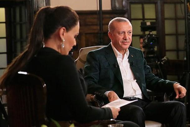 Erdoğan'ın konuk olduğu 'Cumhurbaşkanı İle Seçim Özel' reytinglerde ne yaptı?