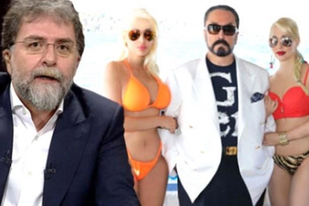 Ahmet Hakan yazdı: Bütün yönleriyle 'Adnan Oktar' olayı!
