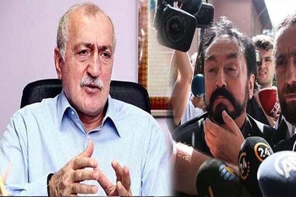 Eski İçişleri Bakanı'ndan çarpıcı iddia: AK Parti Adnan Oktar operasyonundan rahatsız çünkü...
