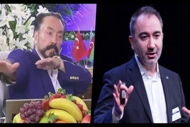 Adnan Oktar'ın Harun Yahya kitaplarının gerçek yazarı Mustafa Akyol mu?