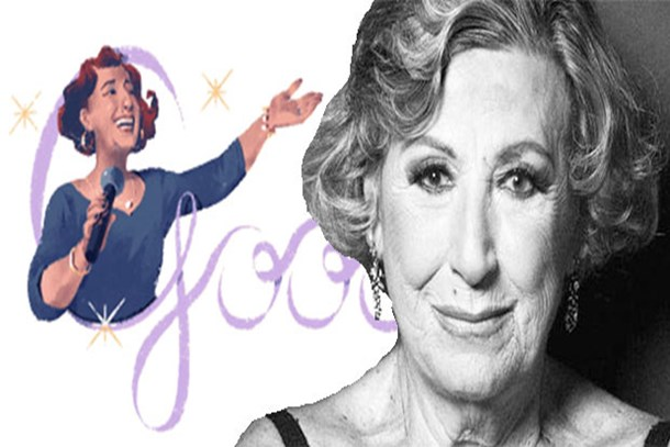 Google, Cumhuriyet'in Divası'nı 100. yaşında unutmadı