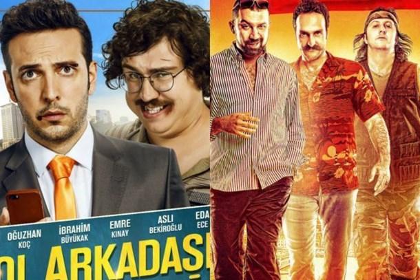 Dev sinema zinciri, 25 Türk filmini yurt dışında pazarlayacak!