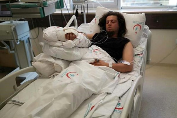 Aref Ghafouri'den yeni haber! Sağlık durumu nasıl?