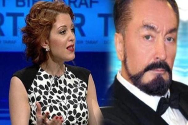 Nagehan Alçı'dan çok konuşulacak Adnan Oktar iddiası! Yeğenleri de cinsel istismarına uğramış!