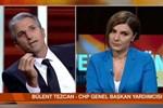Nedim Şener ile CHP sözcüsü canlı yayında birbirine girdi: ABD'ye niye gittin halı satmaya mı?