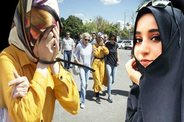 Anıtkabir'de Atatürk'e hakaret eden Safiye İnci tutuklandı!