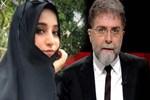 Ahmet Hakan'dan polemik yaratacak Safiye İnci yazısı: Çocuk şaka yapmış diyeceksin...