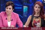 Nagehan Alçı ile Didem Arslan Yılmaz arasında gerginlik