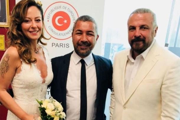 Ünlü TV yorumcusundan sürpriz nikah! Paris'te evlendi! (Medyaradar/Özel)