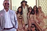 Sosyal medyada linç edilmişti! Murat Gezer'in tatile gittiği isim bakın kim çıktı!