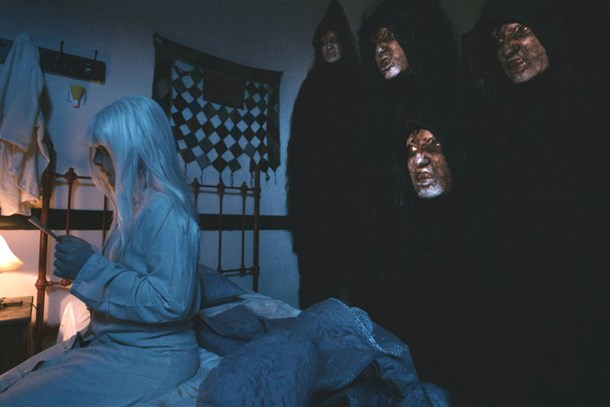 Siccin 5 filminden en çok korkana 20 bin TL ödül!