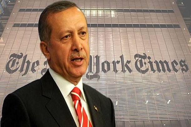 Erdoğan'ın New York Times makalesinde tarihi hata! Gazete düzeltme yayımladı