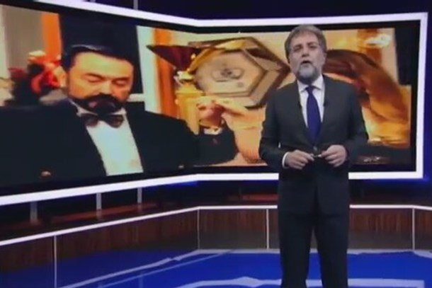 Ahmet Hakan, nasıl Adnan Oktar mağduru oldu? Tüm Türkiye'yi kandırdı...