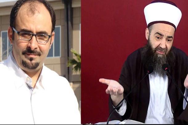 Twitter'da büyük kavga! Cübbeli Ahmet Hoca ile Emre Uslu birbirine girdi!