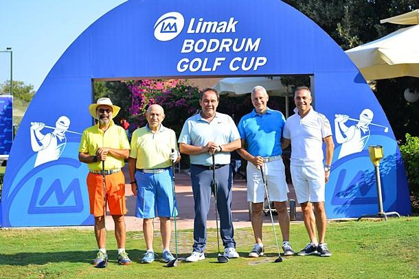 Golf dünyası Limak Bodrum Golf Cup'ta buluştu!