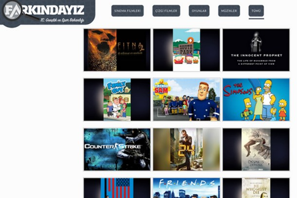 Gençlik ve Spor Bakanlığı'ndan yabancı dizi ihbar sitesi!